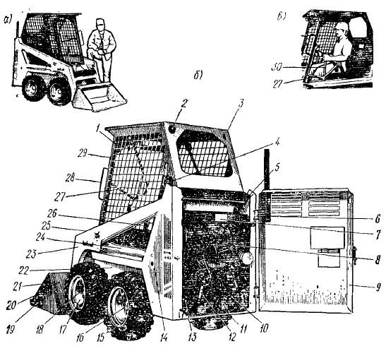Трактор юмз-10244н нового поколения общего назначения.